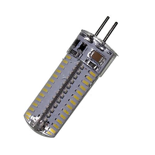 SENCART 3000-3500/6000-6500 lm E14 G9 G4 LED лампы типа Корн T 104 светодиоды SMD 3014 Декоративная Тёплый белый Холодный белый AC