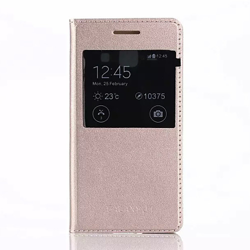 Оригинальный чехол из искусственной кожи для Samsung Galaxy J1 (разные цвета) от MiniInTheBox.com INT