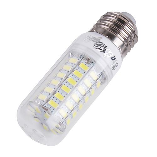 4W E14 E26/E27 LED лампы типа Корн T 69 SMD 5730 280 lm Тёплый белый Холодный белый Декоративная AC 220-240 AC 110-130 V 1 шт.