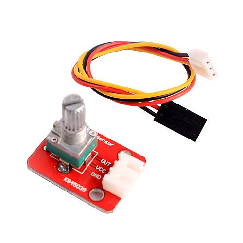 регулируемая модуль потенциометра для Arduino интеллектуальной домашней обстановки