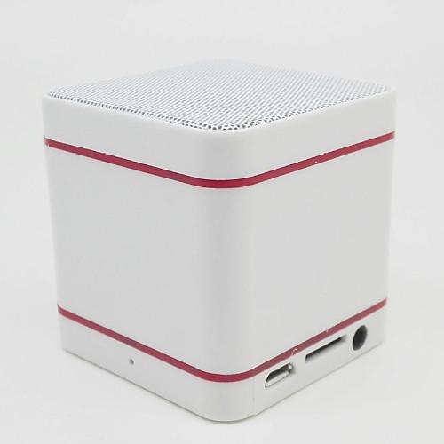 Беспроводные колонки Bluetooth 1.0 Переносной На открытом воздухе Мини С поддержкой карт памяти Bult микрофон от MiniInTheBox INT