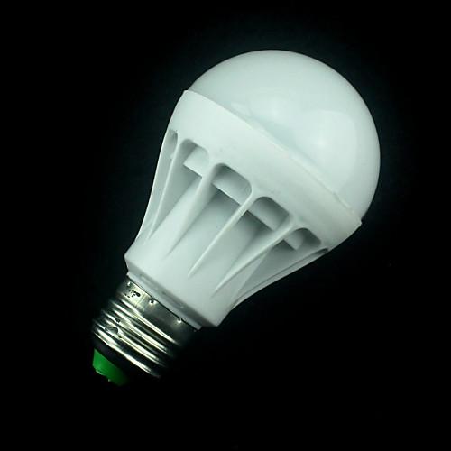7W E26/E27 Круглые LED лампы A60(A19) 12 SMD 5630 550 lm Тёплый белый / Холодный белый AC 220-240 / AC 110-130 V 1 шт. от MiniInTheBox.com INT