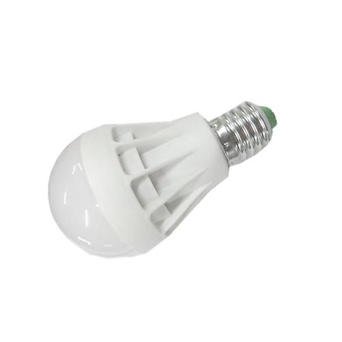 7W E26/E27 Круглые LED лампы A60(A19) 12 SMD 5630 550 lm Тёплый белый / Холодный белый AC 220-240 / AC 110-130 V 1 шт.