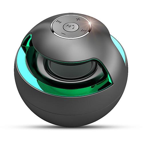 Беспроводные колонки Bluetooth 2.1 Переносной / На открытом воздухе / LED подсветка / Bult микрофон