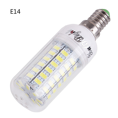 4W E14 E26/E27 LED лампы типа Корн T 69 SMD 5730 280 lm Тёплый белый Холодный белый Декоративная AC 220-240 AC 110-130 V 1 шт. от MiniInTheBox.com INT