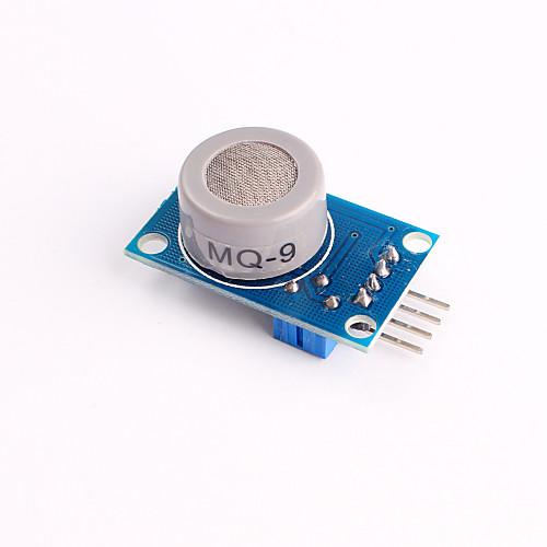 MQ-9 со датчик горючих газов монооксид углерода обнаружения модуль сигнализации для Arduino