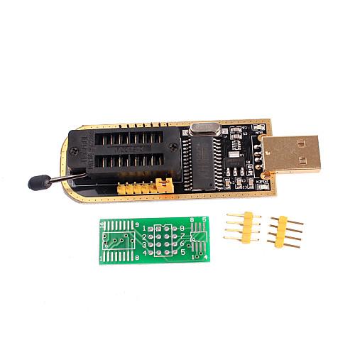 ch341a программатор usb материнская плата маршрутизация bios lcd flash 24 25 горелка vs4800 universal high speed programmer bios gal eprom flash 51 avr pic mcu spi with 48pin zif socket support 15000 6 adapters