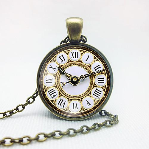 HUALUORetro стильное ожерелье из драгоценного камня от MiniInTheBox.com INT