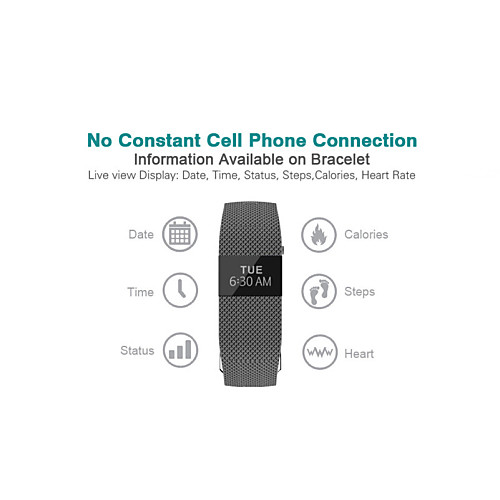 TW64 Водонепроницаемые смарт часы шагомер для IOS Android от MiniInTheBox.com INT