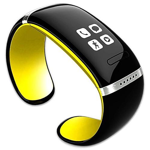 YY-L12S Женский Смарт Часы Умный браслет Android iOS Bluetooth Спорт Водонепроницаемый Сенсорный экран Израсходовано калорий Длительное время ожидания / Хендс-фри звонки / Таймер