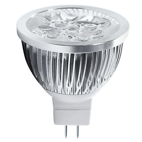 5W GU5.3(MR16) Точечное LED освещение MR16 5 Высокомощный LED 550 lm Тёплый белый / Холодный белый Декоративная DC 12 V 1 шт.