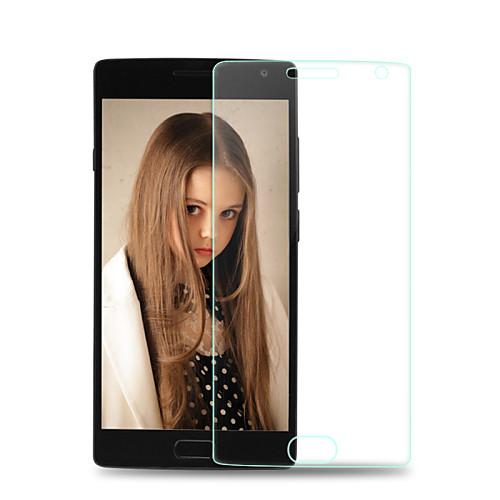 Защитная плёнка для экрана OnePlus для One Plus 2 PET 1 ед. Защитные пленки Ультратонкий