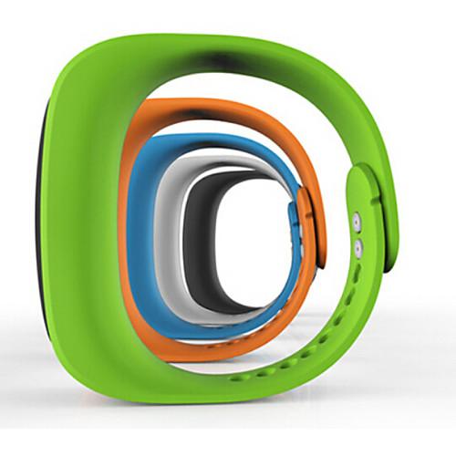 E02 Смарт часы с функциями будильник / шагомер/ мониторинг сна, для IOS монитор Android от MiniInTheBox.com INT