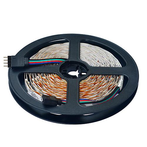 Гибкие светодиодные ленты 300 светодиоды RGB Можно резать Компонуемый DC 12 В DC 12V
