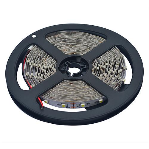 10 м Гирлянды 600 светодиоды 3528 SMD Тёплый белый / Белый Можно резать / Компонуемый / Подсветка для авто 12 V / Самоклеющиеся цена
