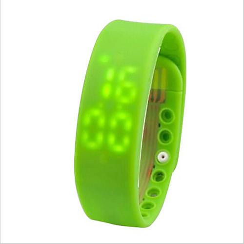 W2 Датчик для отслеживания активности Смарт Часы Умный браслет iOS Android iPhone Температурный дисплей Защита от влаги Педометры