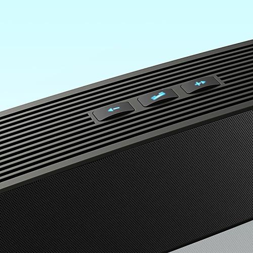 6 Вт портативный беспроводной динамик Bluetooth с микрофоном для тс телефона Iphone 6s Samsung от MiniInTheBox INT