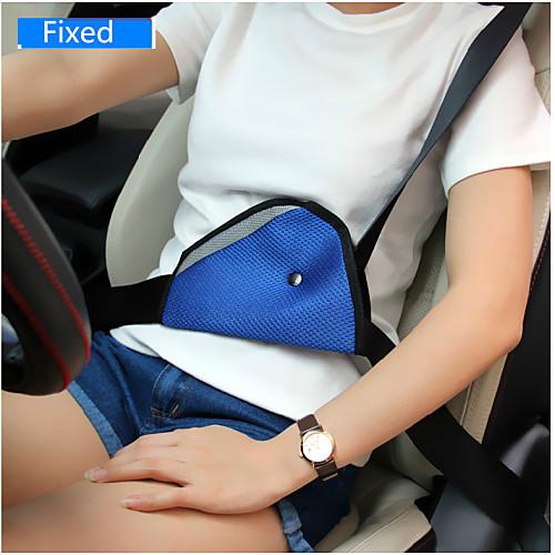 автомобиль безопасность детей пояса треугольник фиксированной устройство для детей ремнем безопасности регулятор салона автомобиля стулья для салона ousilijj 2015