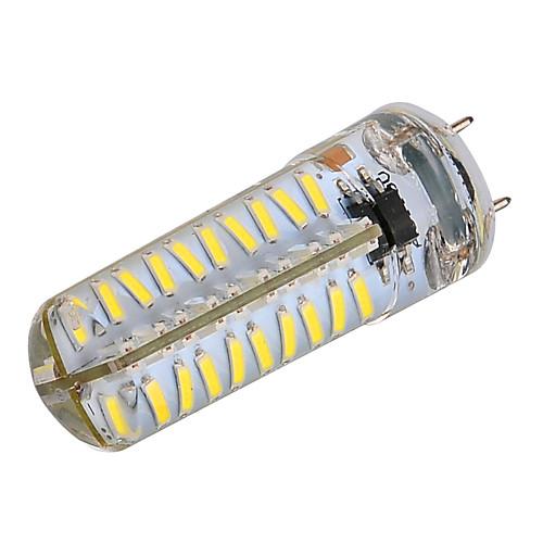 YWXLIGHT 1000 lm G8 Двухштырьковые LED лампы MR11 80 светодиоды SMD 4014 Диммируемая Декоративная Тёплый белый Холодный белый AC 110-130
