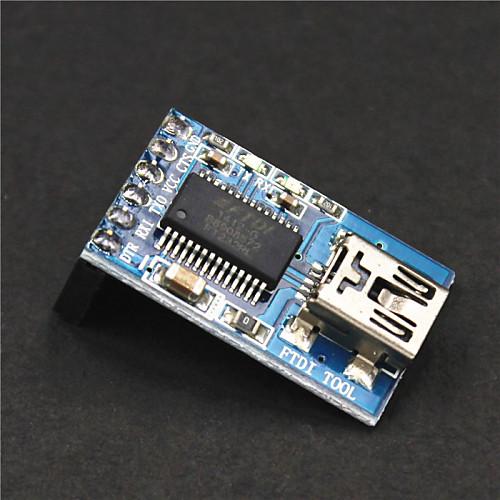 Плата FTDI Breakout USB для TTL, MWC для Arduino (Работает с официальной Arduino платой)