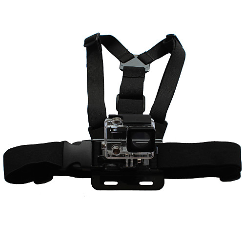 Аксессуары для GoPro,Нагрудный ременьДля-Экшн камера,Gopro Hero 5 ВсеВелоспорт Охота и рыболовство Скайдайвинг катание на лодках Каякинг
