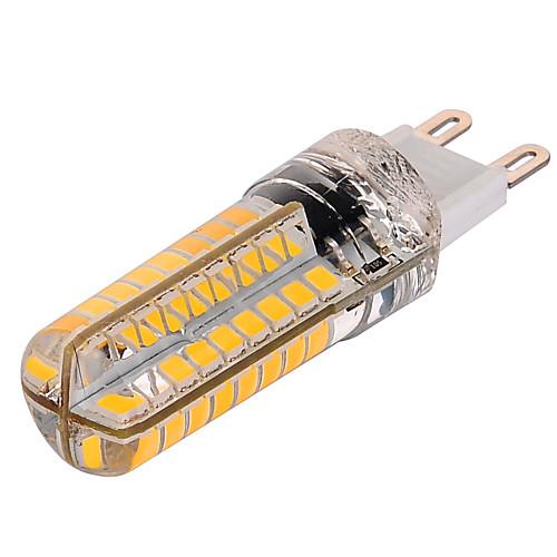 YWXLIGHT 1шт 10 W 1000 lm G9 LED лампы типа Корн T 72 Светодиодные бусины SMD 2835 Диммируемая Тёплый белый / Холодный белый 220-240 V / 1 шт. / RoHs