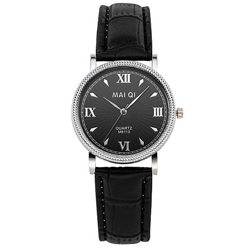 модные римские цифры кварц наручные часы пара от MiniInTheBox.com INT