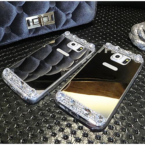 Кейс для Назначение SSamsung Galaxy Samsung Galaxy Note Стразы Покрытие Кейс на заднюю панель Сияние и блеск Акрил для Note 5 Note 4 чехол для для мобильных телефонов rcd 4 samsung 4 for samsung galaxy note 4 iv
