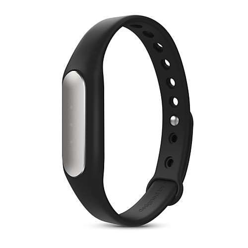 Xiaomi Смарт-браслет Датчик для отслеживания активностиЗащита от влаги Израсходовано калорий Педометры будильник Регистрация дистанции