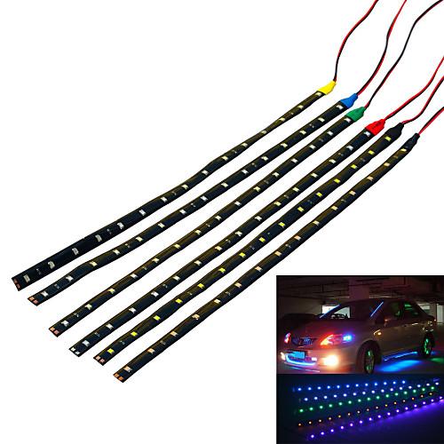 SO.K 4шт Автомобиль Лампы SMD 3528 Внешние осветительные приборы For Универсальный цена
