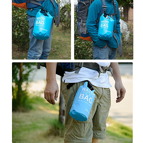 Naturehike 2L Водонепроницаемый мешочек / Водонепроницаемый сухой мешок Легкие, Плавающий, Водонепроницаемость для Серфинг / Дайвинг /