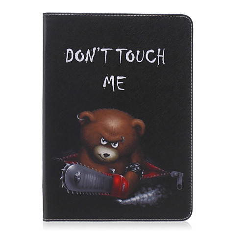 Case For Tab S 10.5 / Samsung Galaxy / Tab S2 9.7 Samsung Galaxy Case Wallet / Card Holder / with Stand Full Body Cases Word / Phrase PU Leather for Tab 4 10.1 / Tab E 9.6