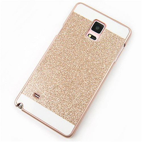 SHI CHENG DA Кейс для Назначение SSamsung Galaxy Samsung Galaxy Note С узором Кейс на заднюю панель Сияние и блеск ПК для Note 5 / Note 4 / Note 3 фото