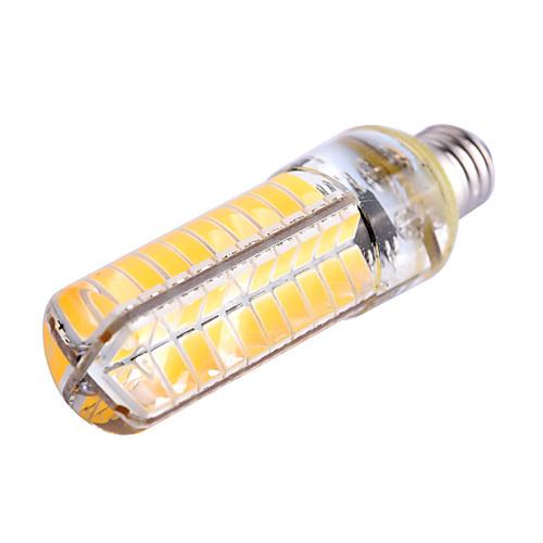 YWXLIGHT 1шт 12 W 1200 lm E14 / E12 / G8 LED лампы типа Корн T 80 Светодиодные бусины SMD 5730 Диммируемая / Декоративная Тёплый белый / Холодный белый 110-130 V / 1 шт. / RoHs