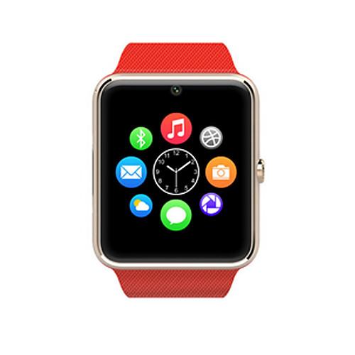 Смарт Часы Сенсорный экран Педометры Датчик для отслеживания сна Таймер будильник 2G Bluetooth 3.0 Сим-карта
