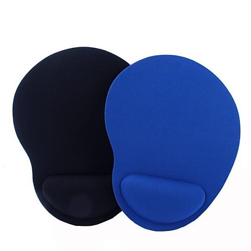 прочный тонкий коврик для мыши комфорта запястья коврик мыши коврик для мыши оптический шаровой манипулятор (20 × 23 × 0,5 см)