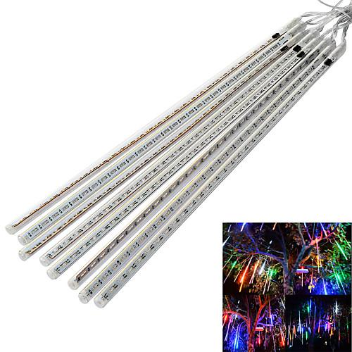 JIAWEN 3 M 240 ДИП светодиоды белый / RGB / синий Водонепроницаемая 9,5 W Прочные светодиодные панели AC100-240 V