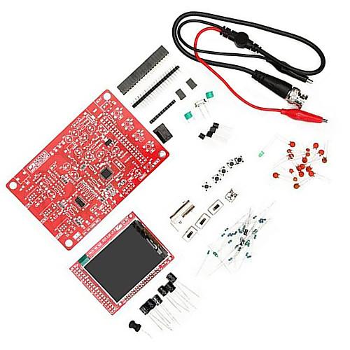 dso138 diy комплект цифровых осциллографов электронный учебный комплект для ардуино