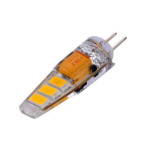 YWXLIGHT 500-700 lm G4 Двухштырьковые LED лампы T 6 светодиоды SMD 5730 Декоративная Тёплый белый Холодный белый DC 24 В AC 24V AC 12V