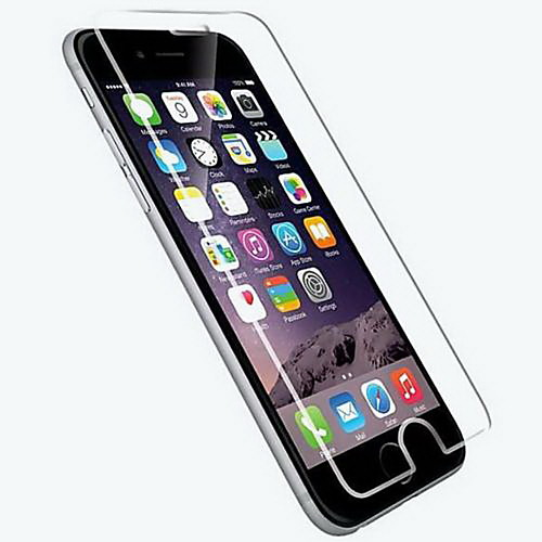 OUKU Защитная плёнка для экрана для Apple iPhone 6s / iPhone 6 Закаленное стекло 1 ед. Защитная пленка для экрана HD / Уровень защиты 9H / Взрывозащищенный / iPhone 6s / 6 фото
