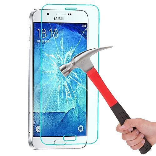 Защитная плёнка для экрана Samsung Galaxy для A8 Закаленное стекло Защитная пленка для экрана новая запись студийный микрофон ветер экрана поп фильтр маска щит гибкая