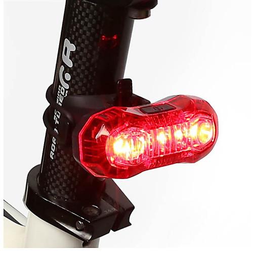 Задняя подсветка на велосипед Светодиодная лампа - Велоспорт Перезаряжаемый Простота транспортировки Светодиодная лампа другое Люмен USB цена