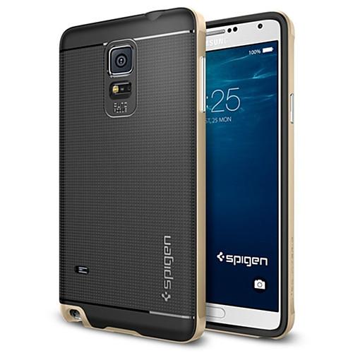 Кейс для Назначение SSamsung Galaxy Samsung Galaxy Note Защита от удара Кейс на заднюю панель броня ТПУ для Note 4 чехол для для мобильных телефонов rcd 4 samsung 4 for samsung galaxy note 4 iv