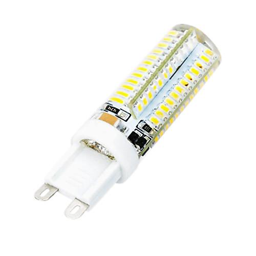 3.5W 300 lm G9 LED лампы типа Корн T 104 светодиоды SMD 3014 Холодный белый AC 220-240V