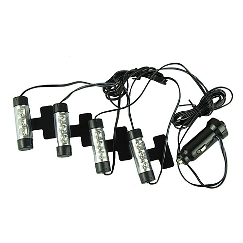 ZIQIAO Автомобиль Лампы 5W Интегрированный LED 300lm 12 Светодиодная лампа Внутреннее освещение цена
