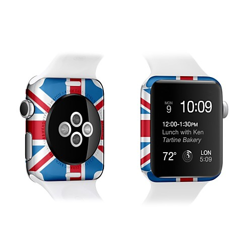 все цены на для Apple Наблюдать iwatch 38мм красочные протектор экрана 42мм спереди и протектором задней экраном