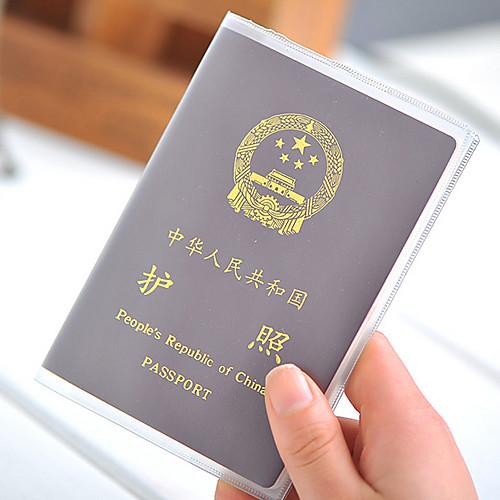 Органайзер для паспорта и документов Обложка для паспорта Переносной для Хранение в дороге обложка для паспорта printio абстрактный фон