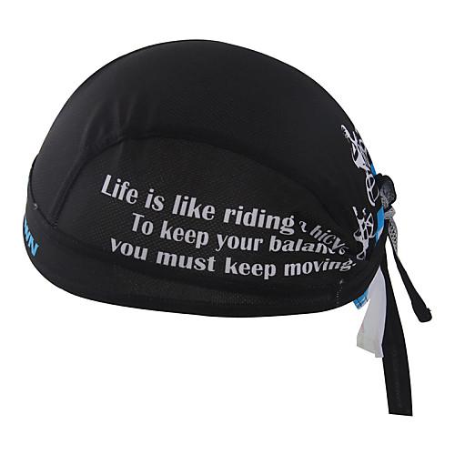 Coolpad Велосипедная шапочка Повязки от пота Зима Весна Лето Осень Быстровысыхающий Ультрафиолетовая устойчивость Защита от насекомых