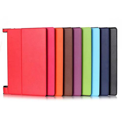 чехол для 10,1-дюймовой лавово-йоги-табы 3 x50f полный корпус чехлы для планшетов сплошной цвет твердый кожаный левово-йога-лад 3 x50f чехлы для планшетов 10 дюймов украина