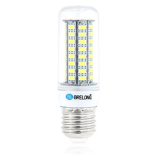 5 Вт. 450 lm E14 E26/E27 LED лампы типа Корн T 72 светодиоды SMD 5730 Тёплый белый Естественный белый AC 220-240V цена